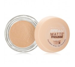 Fond de teint Dream Matte Mousse MAYBELLINE