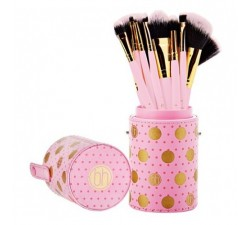 Set Pinceaux Dot Collection - Pink BH COSMETICS