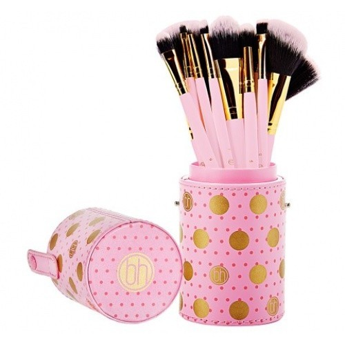 Set Pinceaux Pop Art Brush Set BH COSMETICS