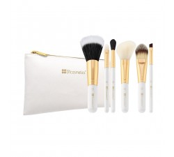 Set Pinceaux Bright White BH COSMETICS