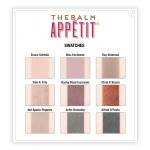 Palette TheBalm Appétit THE BALM