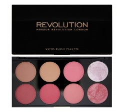 Palette Blush - Ultra Blush Palette Sugar and Spice MAKEUP REVOLUTION