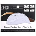 Pochoirs Sourcils Brow Perfection Stencils ARDELL