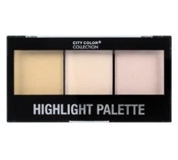 Palette Trio Illuminateur - Highlight Palette CITY COLOR