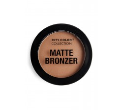 Bronzer - Matte Bronzer CITY COLOR