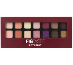 Palette Yeux - Figtastic CITY COLOR