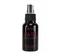 Finition Teint - Matte Setting Spray CITY COLOR