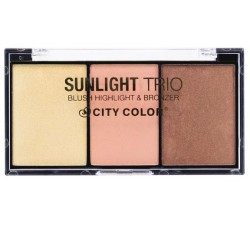 Palette Trio - Sunlight Trio CITY COLOR