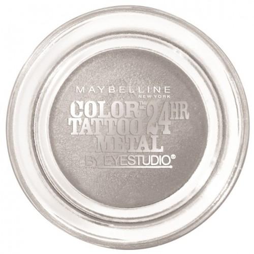 Ombre à paupières Color Tattoo Metal 24H MAYBELLINE