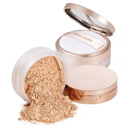 Poudre Libre - Naked Face Foundation Powder HOLIKA HOLIKA