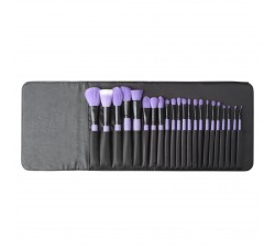 Set Pinceaux - Brush Affair Vanity Collection in Orchid COASTAL SCENTS