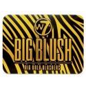 Palette Blush - Big Blush Big Bold Blushers W7