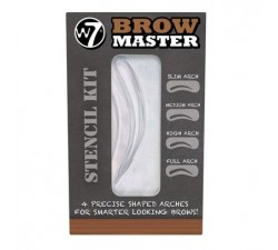 Pochoirs Sourcils - Brow Master Stencil Kit W7