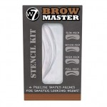 Pochoirs Sourcils - Brow Master Stencil Kit W7