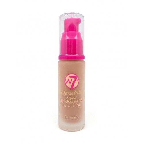 Bronzer - Honolulu Liquid Bronzer W7