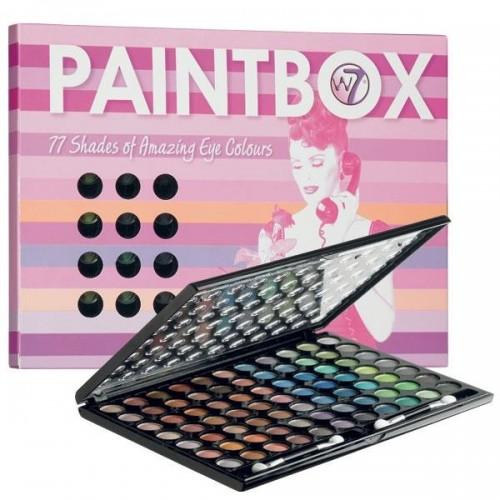 Palette - Paintbox W7