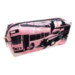 Trousse Maquillage - Small Cosmetic London Scene Bag W7