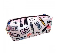Trousse Maquillage - Small Cosmetic Print Bag W7