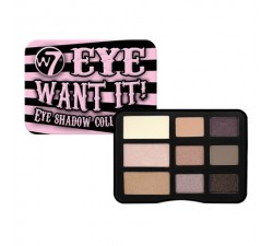 Palette Eye Want It ! W7