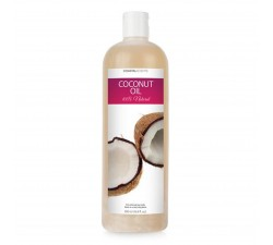 Huile de Coco Vierge - Raw Virgin Coconut Oil COASTAL SCENTS