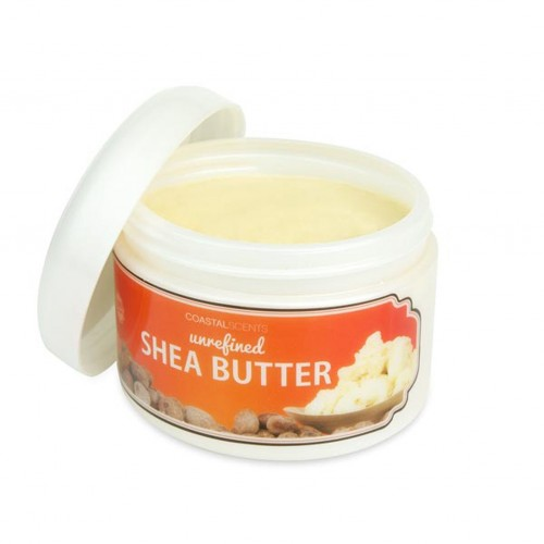 Beurre de Karité - Unrefined Shea Butter COASTAL SCENTS