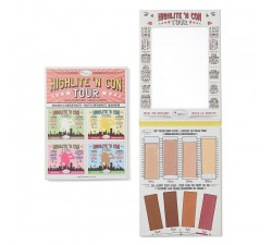 Palette Highlite'N Con Tour THE BALM