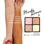 Palette Illuminate By Ashley Tisdale - Beach Goddess BH COSMETICS