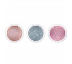 Set Pigments & Paillettes - Loose Shimmer & Glitter Set SIGMA