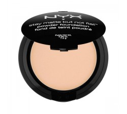 Fond de Teint - Stay Matte But Not Flat Powder Foundation NYX