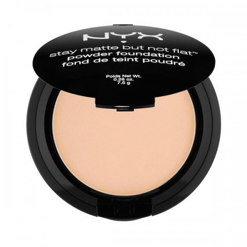 Fond de Teint Poudre Stay Matte But Not Flat NYX