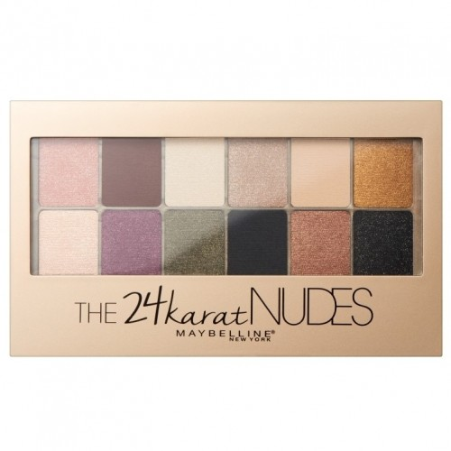 Palette Yeux The Blushed Nudes MAYBELLINE