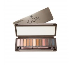Palette - Icon Eyeshadow Palette ABSOLUTE NEW YORK