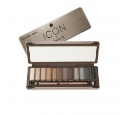 Palette - Icon Eyeshadow Palette - Smoked ABSOLUTE NEW YORK