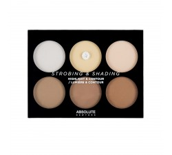 Palette Contour - Strobing & Shading ABSOLUTE NEW YORK