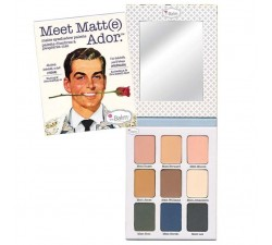 Palette Meet Matt(e) Ador THE BALM