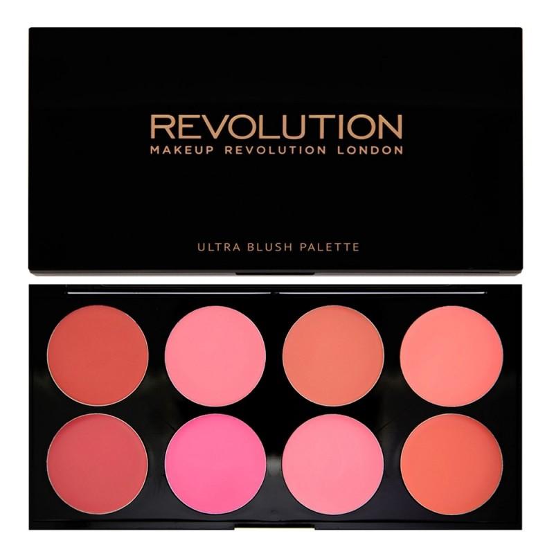 Palette Blush Ultra Blush Palette All About Cream Makeup