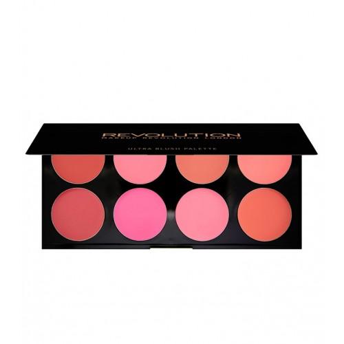 Palette Blush - Ultra Blush Palette All About Cream MAKEUP REVOLUTION