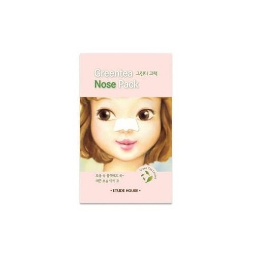 Masque Nez - Greentea Nose Pack ETUDE HOUSE