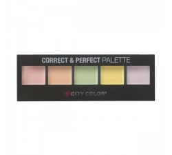 Palette Correcteur - Correct & Perfect Palette CITY COLOR