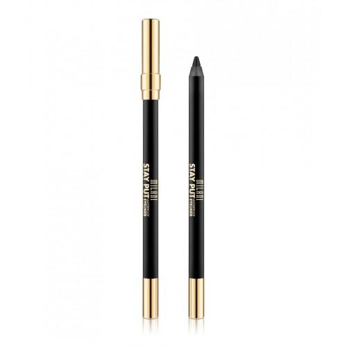 Eyeliner - Stay Put Waterproof Eyeliner Pencil MILANI