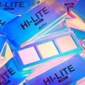 Palette Higlighter - Hi-Lite Palette Opals LIME CRIME