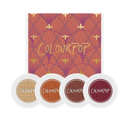 Ombres à Paupières - Super Shock Shadow Collection - Zingara COLOURPOP