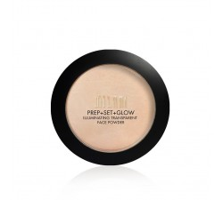 Poudre - Prep+Set+Glow Illuminating Transparent Powder MILANI