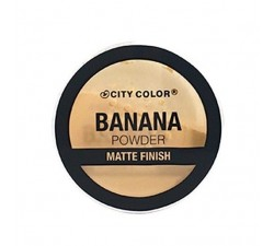 Poudre - Banana Powder Matte Finish CITY COLOR