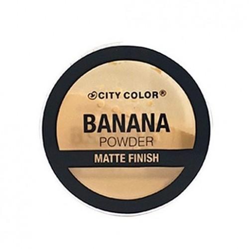 Poudre - Banana Powder Matte Finish CITY COLOR
