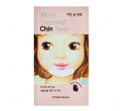 Patch Anti Sebum Menton - Black Charcoal Chin Pack ETUDE HOUSE