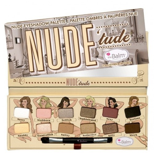 Palette Nude Tude THE BALM