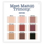Palette Meet Matt(e) Trimony THE BALM