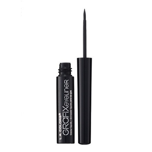 Eyeliner - Grafix Liquid Eyeliner LA COLORS