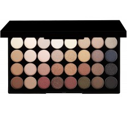 Palette Ultra 32 Eyeshadows Flawless MAKEUP REVOLUTION